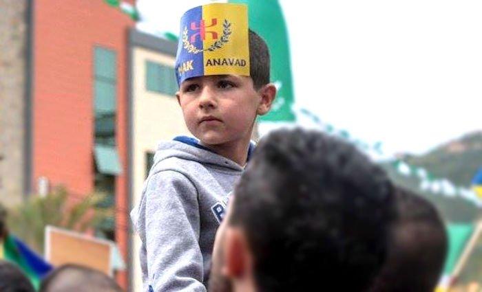 L'éveil de la nation kabyle est incontestable et son désir d'indépendance est une certitude