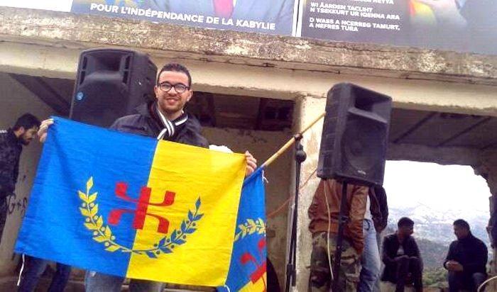 Violence policière au meeting d'Aqvu : Témoignage de Sofiane, militant du MAK-Anavad et malvoyant