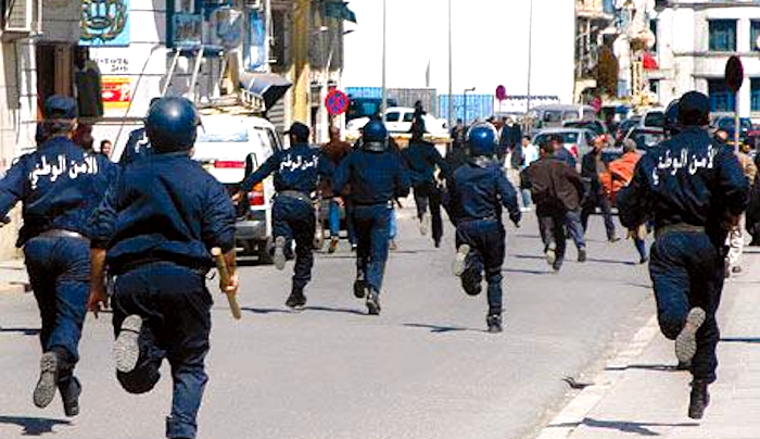 Marche réprimée à Tuvirett : Affrontements violents en cours