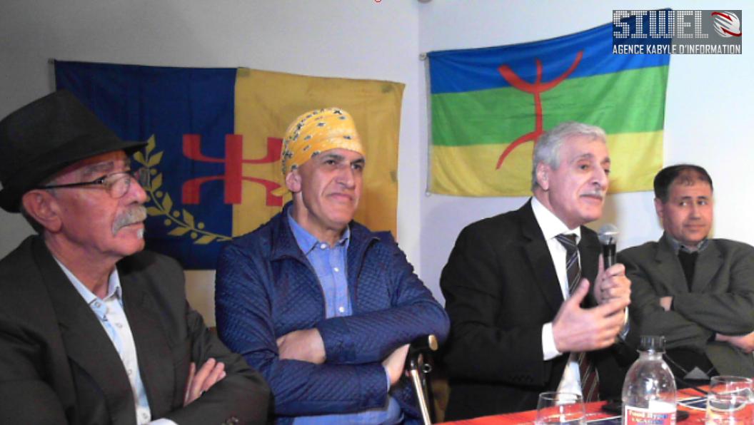 Conférence du Président de l'Anavad en direct à 20h (19h en Kabylie)