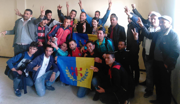 La délégation du MAK-Anavad chaleureusement accueillie à At Messaoud (Boumerdes)