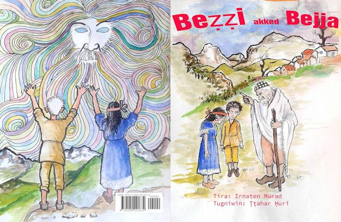 Amaynut di tsekla Taqbaylit : Tamacahut « Beẓẓi akked Bejja », sɣur Murad Irnaten