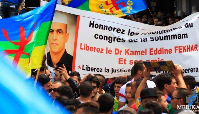 Les détenus politiques d'At Mzab devant le tribunal le 24 et 25 mai : procès équitable ou ruse?
