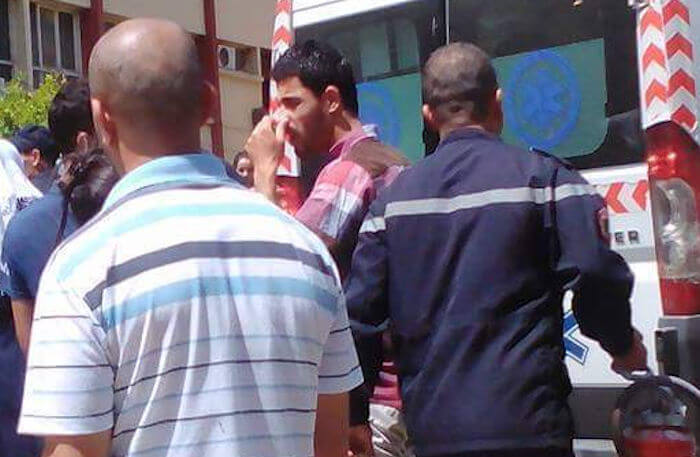 Explosion de trois extincteurs à l'Université Mouloud Mammeri de Tizi Wezzu