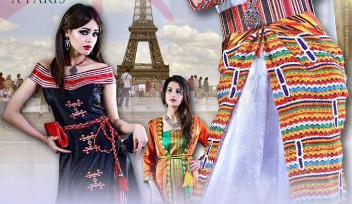 Deuxième édition de «La Journée de la robe kabyle à Paris» ce dimanche 14 Mai