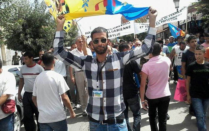 Communiqué de la Coordination MAK-Anavad de l'Est sur le cas de Lounis Kadim
