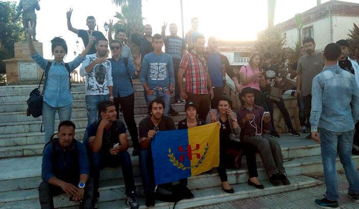 Soutien aux militants pacifiques du MAK-Anavad agressés le 20 mai par la Deutsch-Kabylische Freundschaft eV