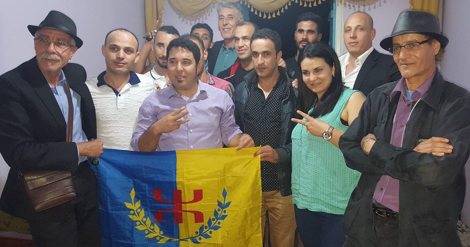 Journée de la Nation Kabyle : Le MAK-Anavad appelle à un grand rassemblement ce 14 juin à Iɛeẓẓugen