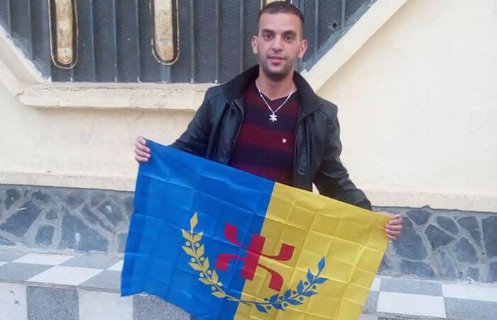 Alerte : Massnsen Aylimas et un autre militant arrêtés par la police coloniale à Asif n Wegni (Boghni)