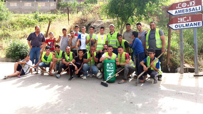 Un an après sa création, les jeunes de l'association Tala Wulman sont entrain de transformer leur village