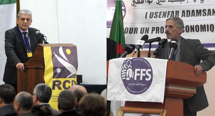 Une première depuis 20 ans : le FFS et le RCD ont tous les deux participé aux législatives algériennes