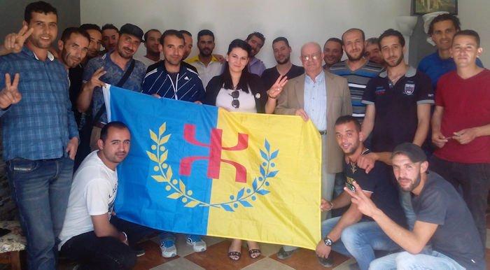 Réunion de la CR Ouest du MAK-Anavad : bilan très positif pour la marche du 20 avril à Tizi Wezzu