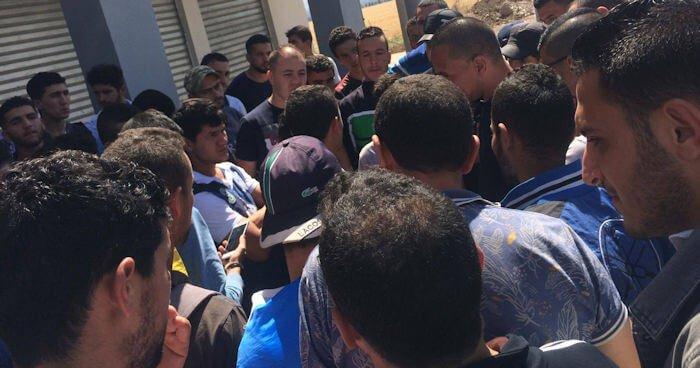 Grand rassemblement en cours à Rafour suite à l'arrestation de plusieurs centaines de militants du MAK-Anavad