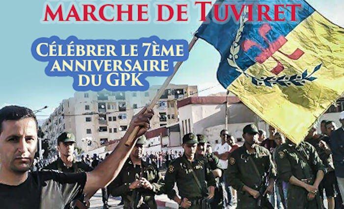 Rassemblement à Toulouse en soutien aux militantes et militants du MAK-Anavad ce 03 juin