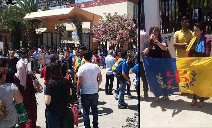 Rassemblement contre l'insécurité en Kabylie : «la police algérienne n'est là que pour surveiller les militants du MAK-Anavad !»