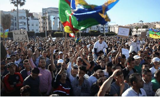 Injustice dans le Rif : la contestation populaire prend de l'ampleur et se radicalise