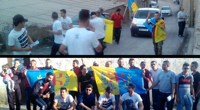 La coordination MAK-Anavad de Tazmalt continue sa campagne de proximité à At Mlikec