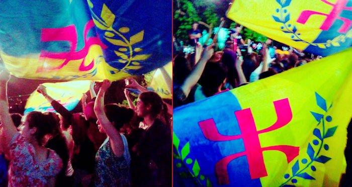 Galas aux couleurs kabyles chez les étudiants, à Bastos et Targa Uzemmur