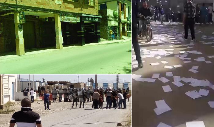 Elections législatives coloniales : La Kabylie suit le mot d'ordre du MAK-Anavad