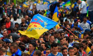 MArche 20 Avril, Kabylie