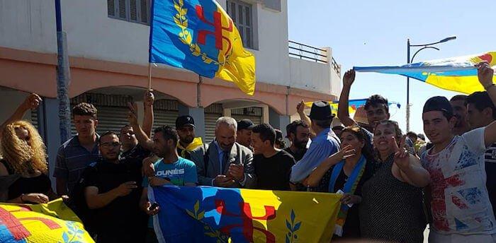 Appel aux militants du MAK-Anavad qui ont été arrêtés à la marche «Tuvirett d Taqvaylit»