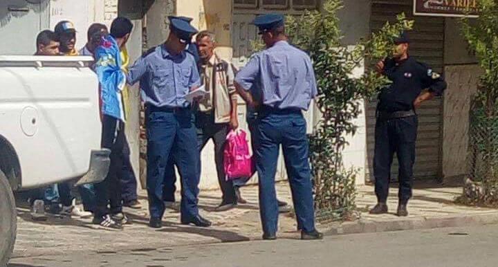 Arrestation de plusieurs militants du MAK-Anavad à Tazmalt