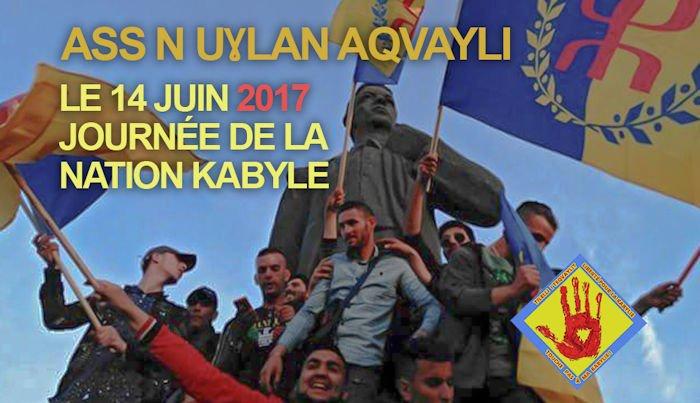 La Journée de la nation kabyle : Rassemblement à Larvɛa Nat Yiraten (après celui d'Iɛeẓẓugen)