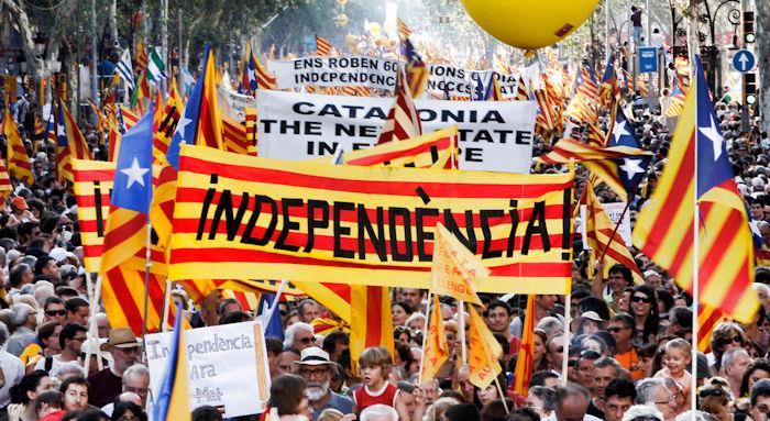 La Catalogne va se prononcer sur son indépendance ce 1er Octobre