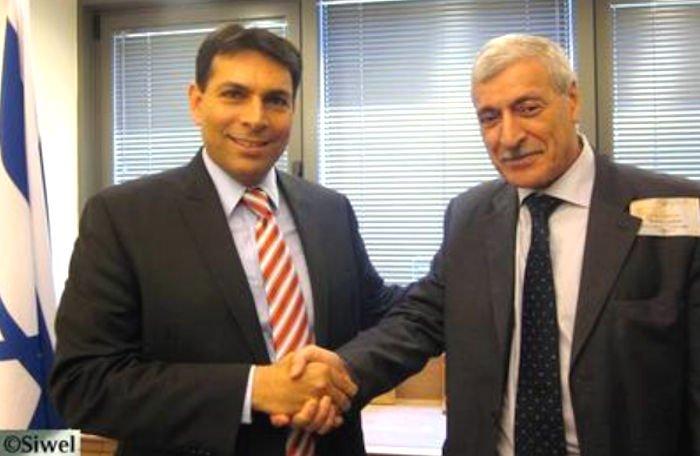 Le Président de l'Anavad félicite Dany Danon, élu vice-président de l'Assemblée Générale de l'ONU