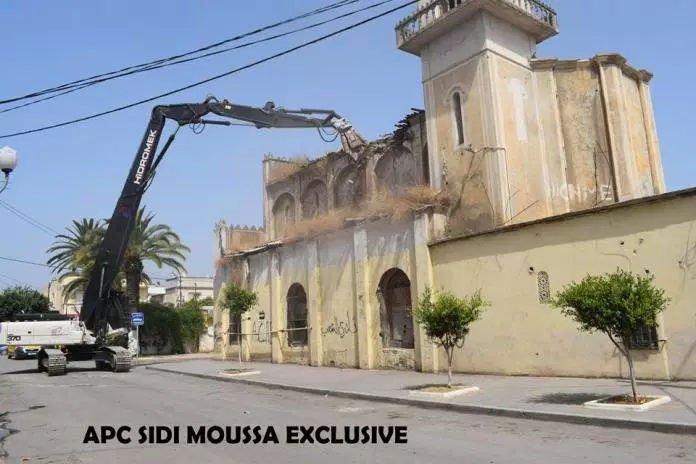 Alger : L'église de Sidi Moussa détruite en plein Ramadan par les autorités locales
