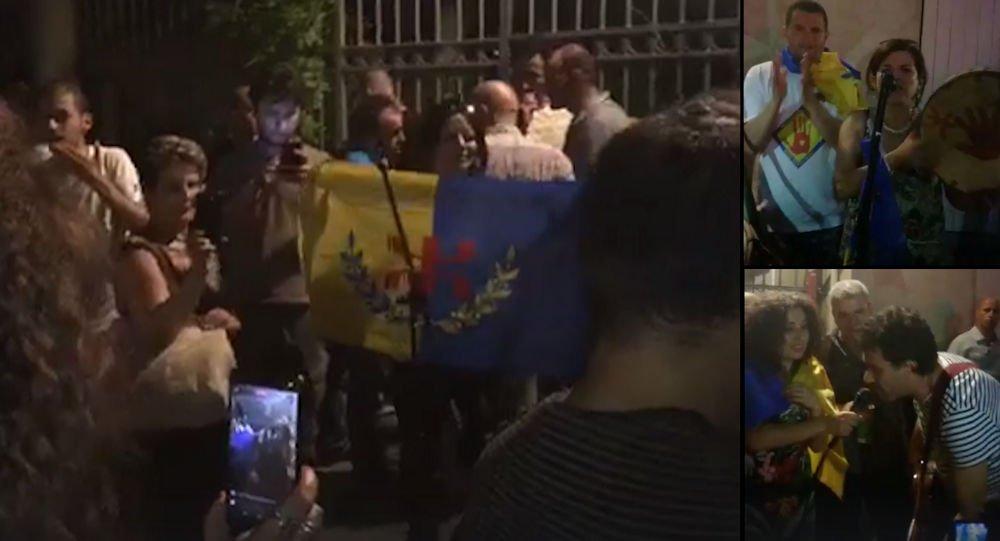 Paris : la participation de la Kabylie à la fête de la musique a été un franc succès
