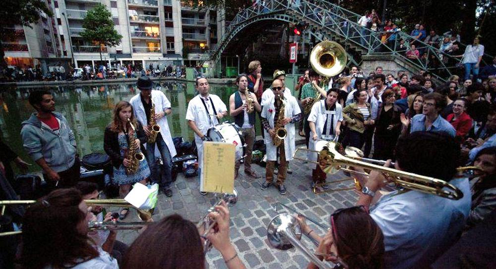 La Fédération France-Centre du MAK-Anavad présente à la fête de la musique