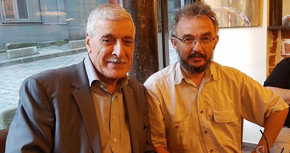 Rencontre entre le Président de l'Anavad et le chercheur kabyle Madjid Boutemeur
