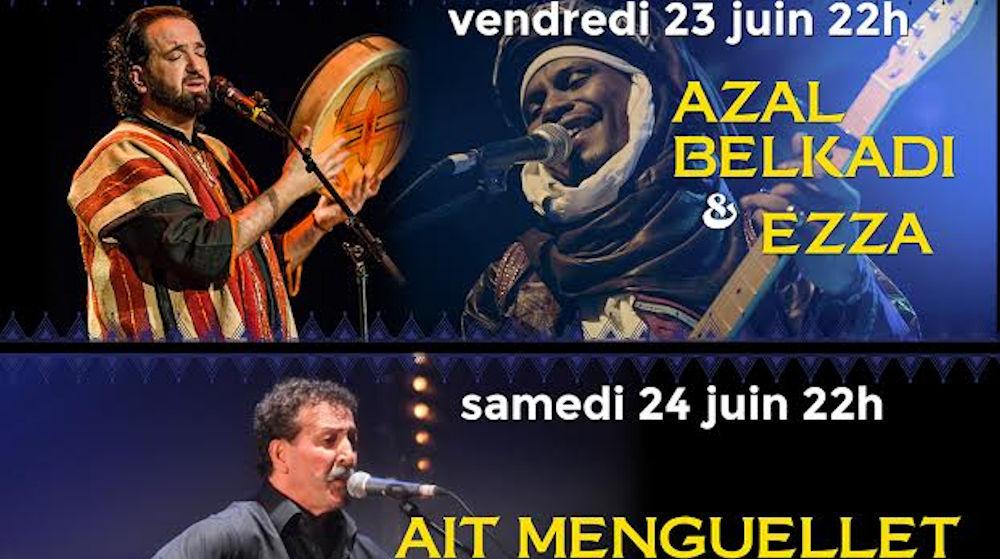 12e édition du Festival Tamazgha à Marseille ce 23 et 24 juin