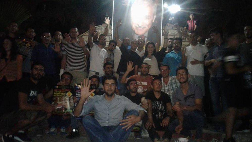 Journée de la nation kabyle : La campagne d'affichage a pu avoir lieu à Iɛeẓẓugen