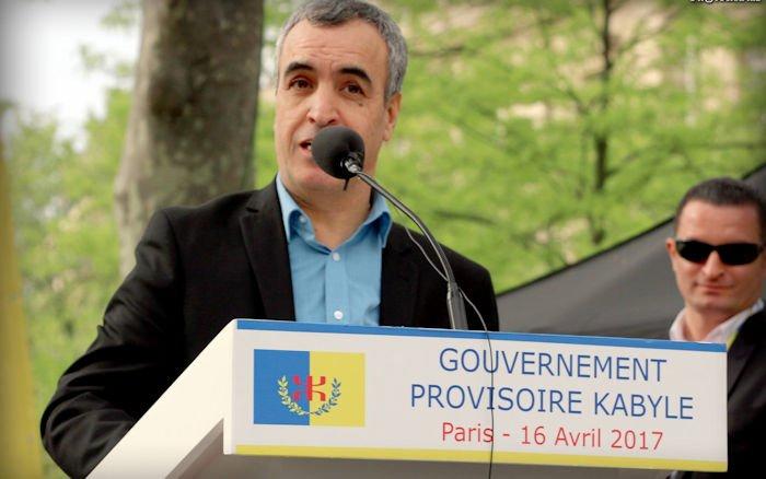 Affaire Farid Ikken : Communiqué du Représentant diplomatique de la Kabylie en France