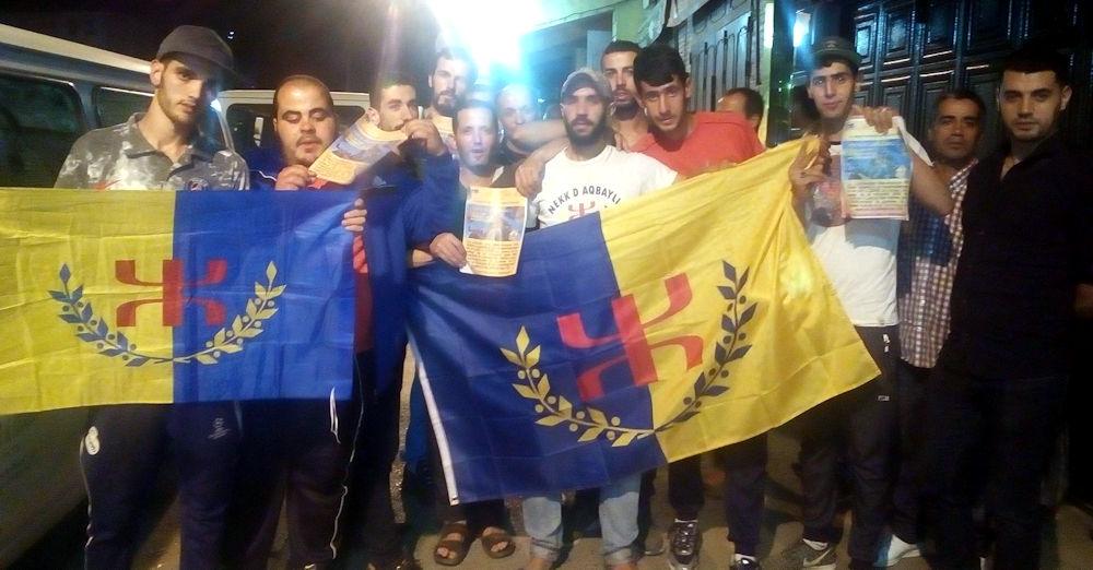 La Coordination MAK-Anavad d'At Yiraten revient sur la nuit d'émeutes du 14 juin