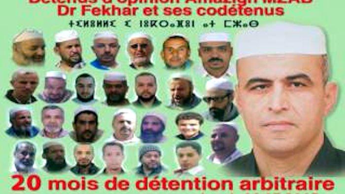 At Mzab :  Après la série scandaleuse d'arrestations arbitraires, la série scandaleuse de procès politiques injustes