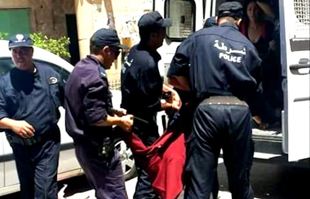 Le 14 Juin, la répression et la conscience kabyle (communiqué)