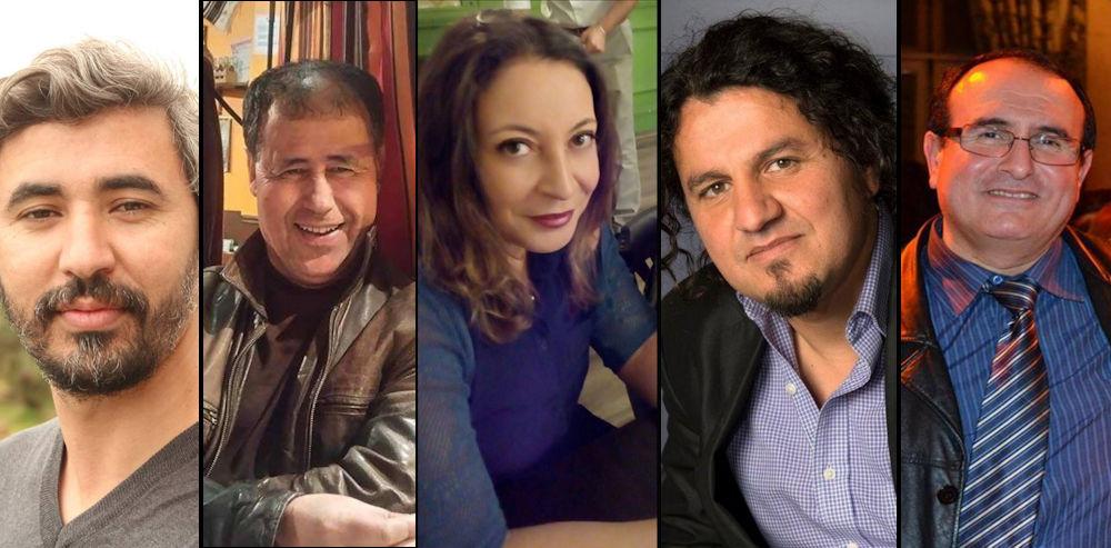 Répression à Iɛeẓẓugen : Les réactions de Amira Bouraoui, Karim Akouche, Youcef Zirem, Meziane Abane et Ali Ait Djoudi