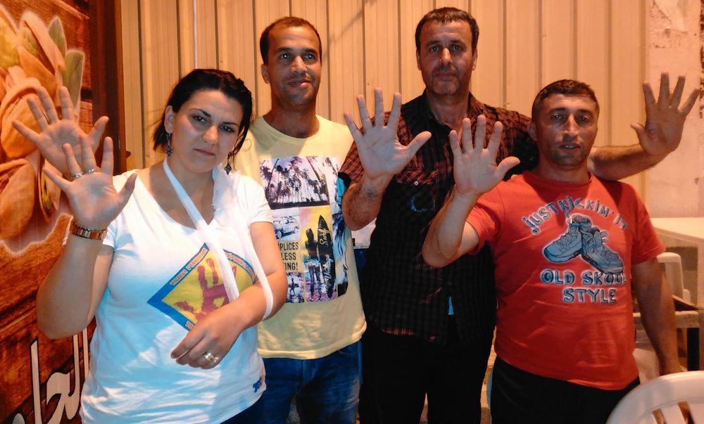 Rachida Ider libérée : elle est blessée à l'épaule
