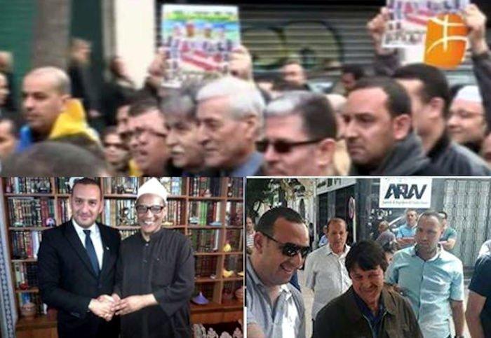 Mise au point sur des photos d'un algérien présenté comme conseiller du Président de l'Anavad