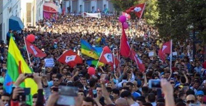 Rassemblement de soutien aux peuples amazighs ce 12 juin à Tizi Wezzu