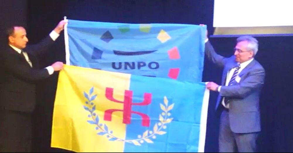 Première réaction de l'UNPO sur la répression dont sont victimes les militants kabyles
