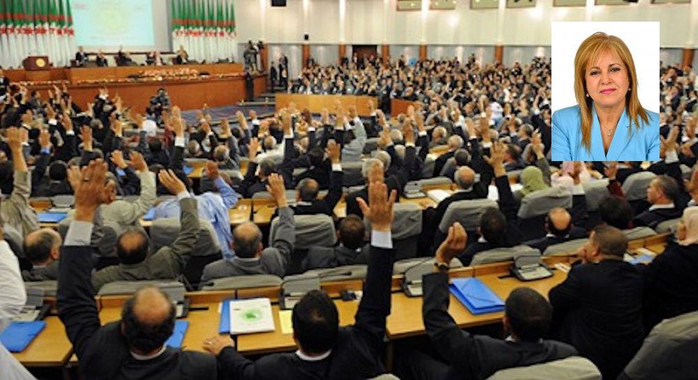 Algérie : première séance au parlement et clash sur l'utilisation de Tamazight