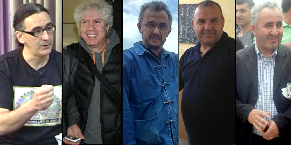 Répression à Iɛeẓẓugen : Les réactions de Madjid Boutemeur, Olivier Graïne, M'henna Tigrini, Allas Di Tlelli et Braham Bennadji