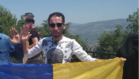 Arrestation du militant du MAK-Anavad Yidir Amghid à Iferhounène
