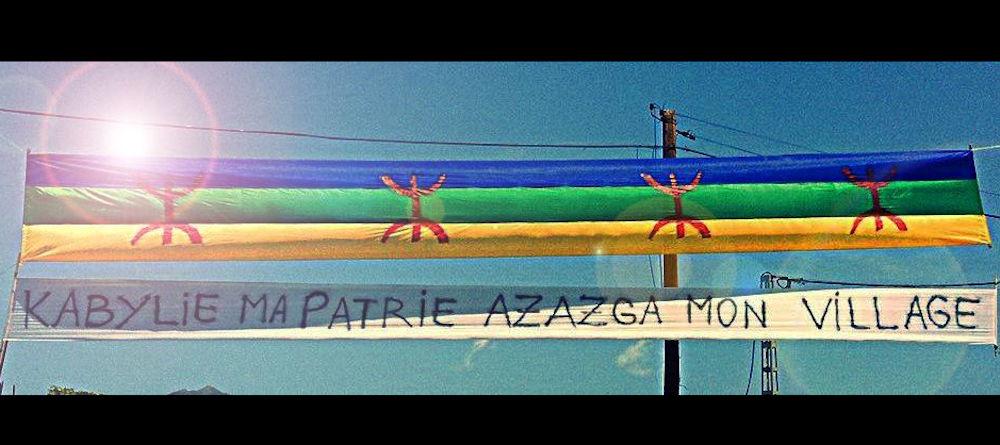 Azazga (Iɛeẓẓugen) : une photo pour répondre à l'intox des services algériens et leurs relais
