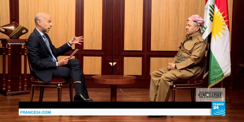 Interview de Massoud Barzani : le parallèle frappant entre le Kurdistan irakien et la Kabylie
