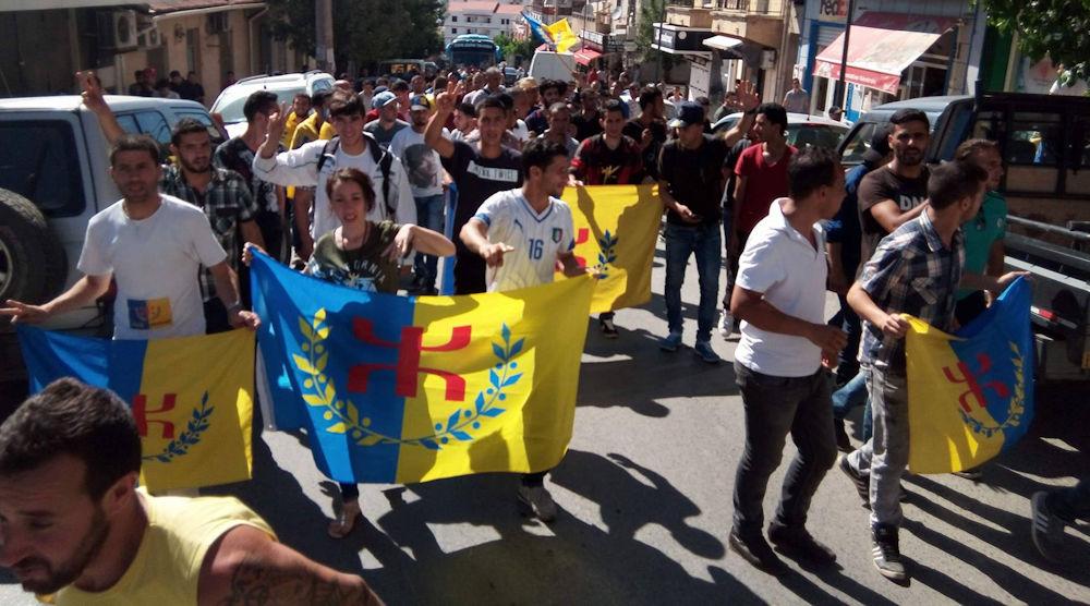 Répression à Iɛeẓẓugen : déclaration de la Coordination locale du MAK-Anavad